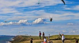 Drømmen om å fly (Foto: Per Sibe)
