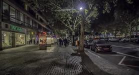 Kveld i Berlin (Foto: Per Sibe)